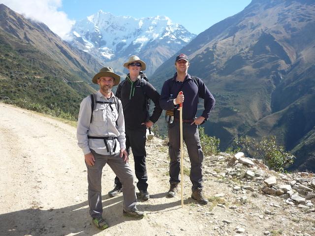 Salkantay Trek to Machu Picchu - Day 1