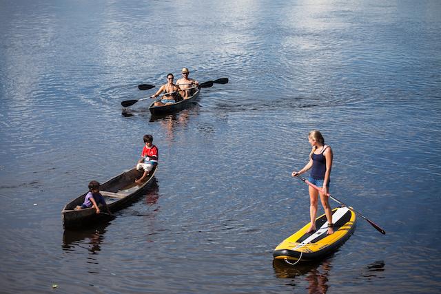 Delfin I - Kayak & Stand-Up Paddleboard