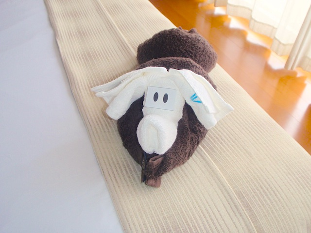 Aria Amazon - Towel Animals
