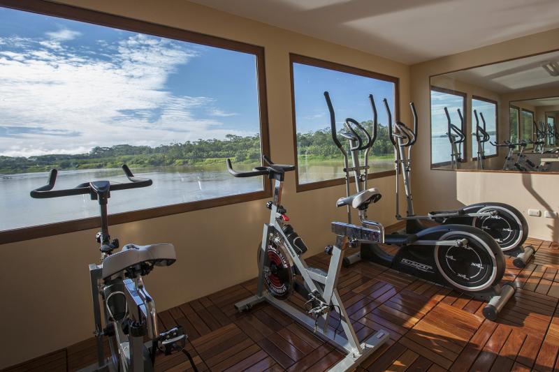 Amazon Star: Exercise Room