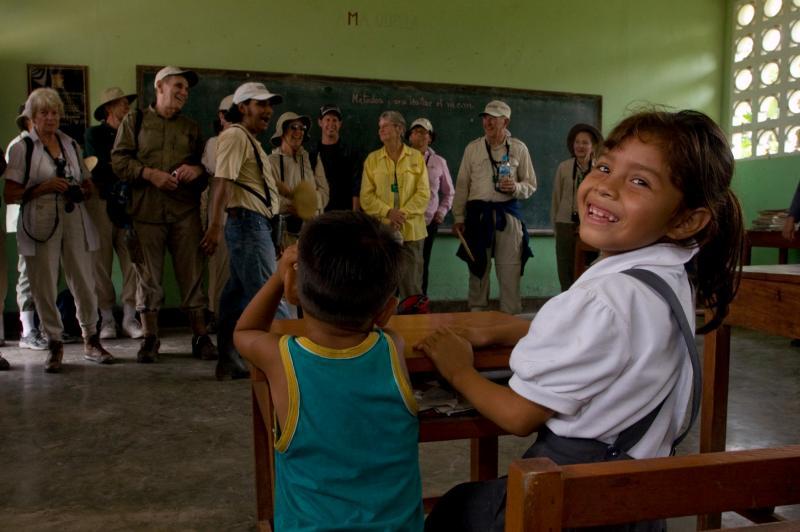 Estrella Amazonica - Amazon Village Visit