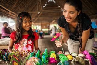 Pacaya-Samiria - Puerto Miguel Handicrafts