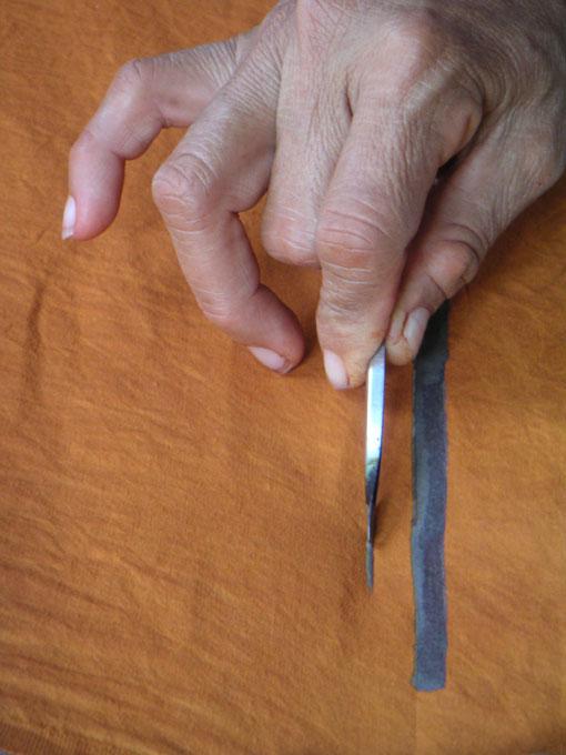 Shipibo-Konibo Textile - First Line