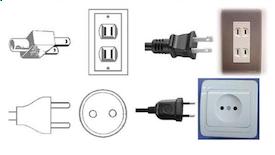 Peruvian Plug Types