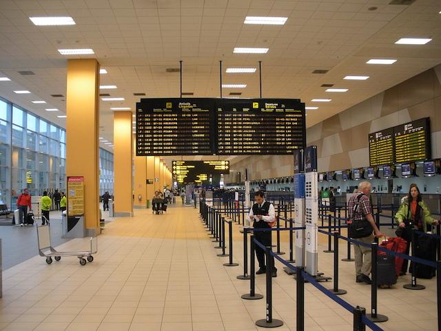 Jorge Chavez International Airport - Lima