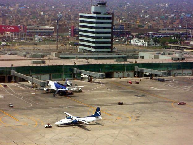Jorge Chavez Lima International Airport