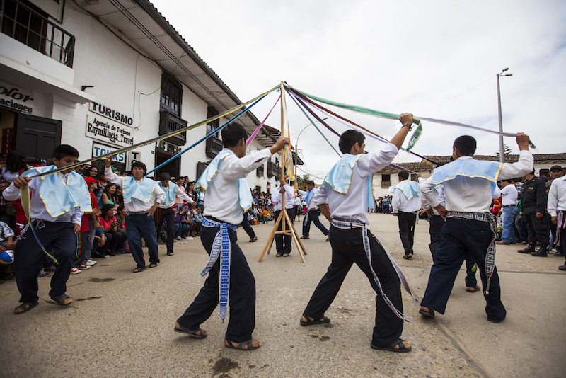 Traditional dances take many forms, representing Amazonas' many cultural influences.