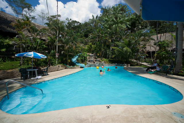 Swimming Pools in Iquitos - Ceiba Tops
