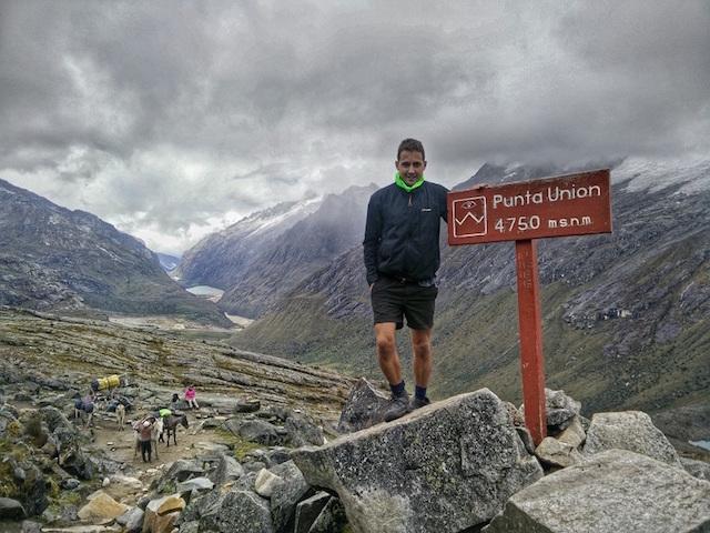 Punta Union - Santa Cruz Trek - Huascaran National Park
