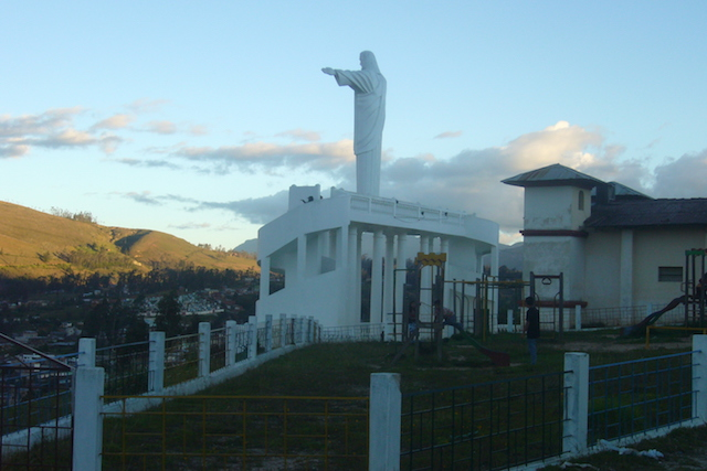 Celendin, Cajamarca - Christ the Redeemer