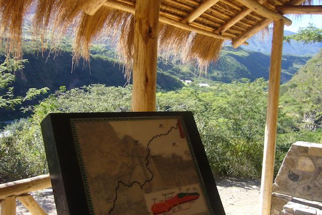 Kuelap Hike - Rest Stop #1