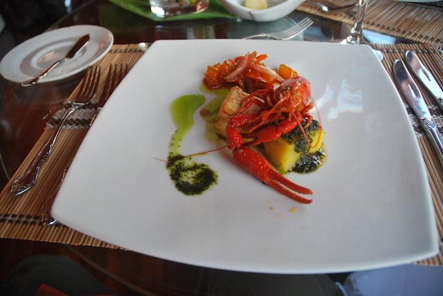Cattleya Amazon Cruise - Gourmet Cuisine
