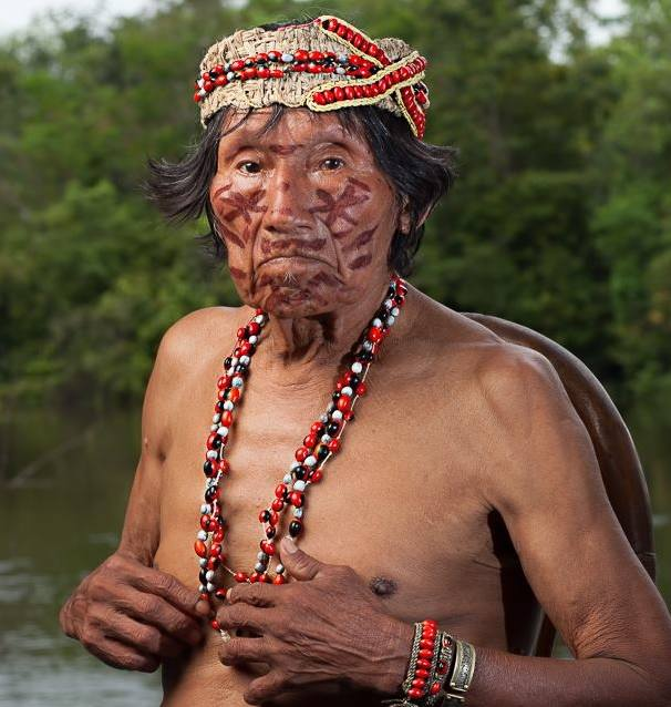 Tamshiyacu-Tahuayo Regional Conservation Area - Indigenous Man.jpg