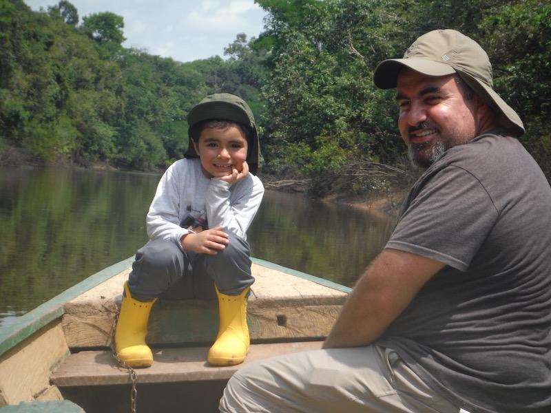 Walter x 3 - Sinchicuy Amazon Lodge - Father & Son.jpg