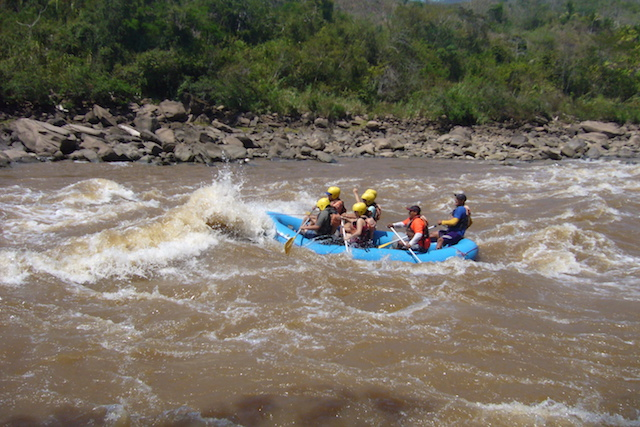 Tarapoto Adventure Excursions - Rafting - Rapids.JPG