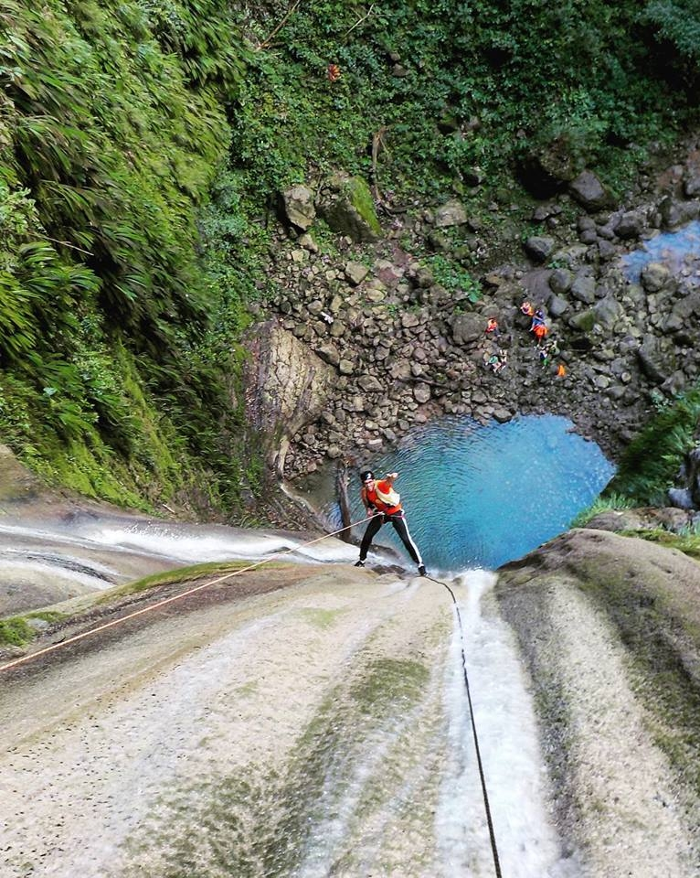 Tarapoto Adventure Excursions - Rio Abiseo National Park - Abseiling.jpg