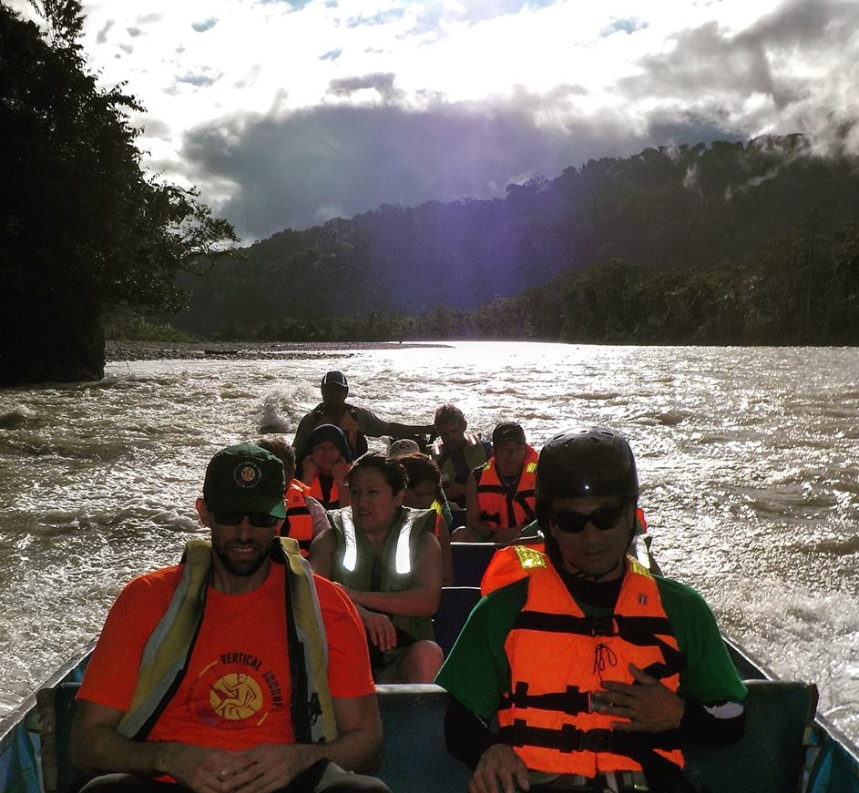 Tarapoto Adventure Excursions - Rio Abiseo National Park - Speedboat.jpg