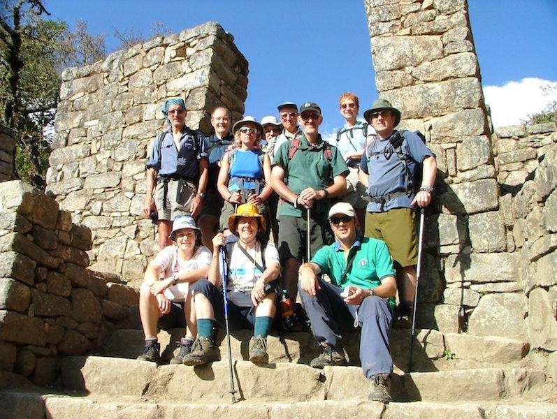 Classic Inca Trail - Machu Picchu Sun Gate