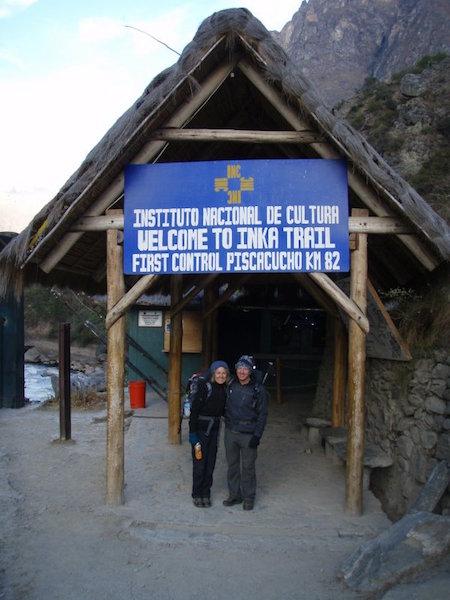 Inca Trail Extension - Km 82 - Piscacucho.JPG