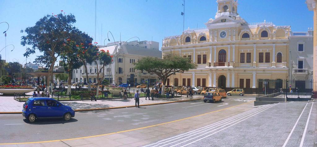 Chiclayo - Parque Central