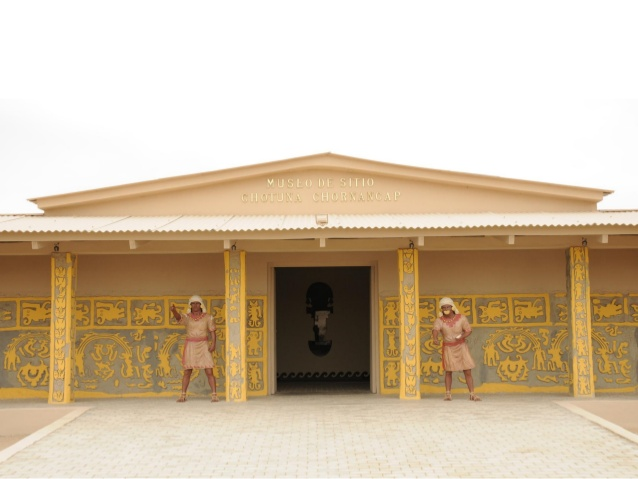 Chotuna- Chornancap - Site Museum