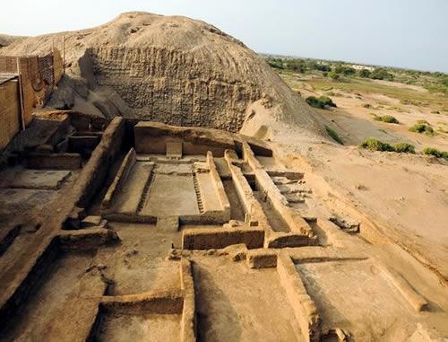 Chotuna-Chornancap - Excavations