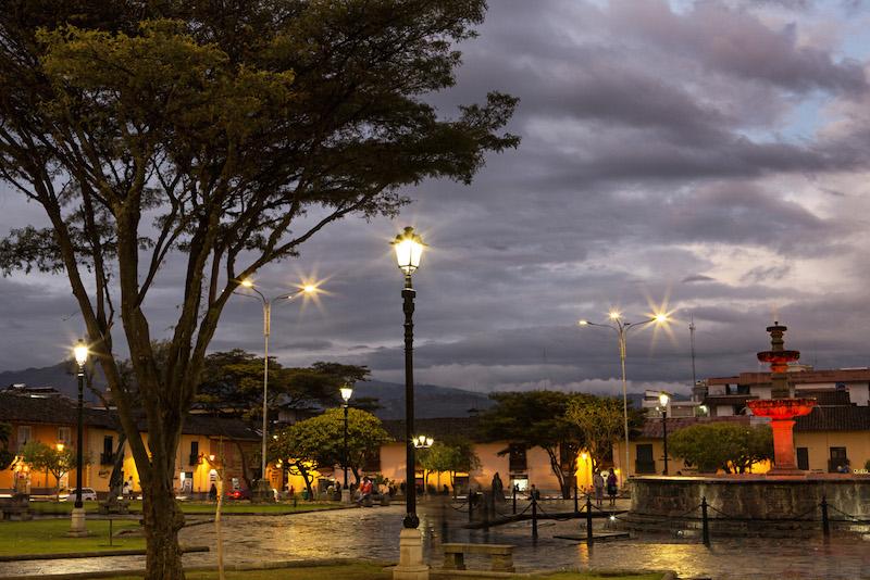 Cajamarca - Plaza de Armas