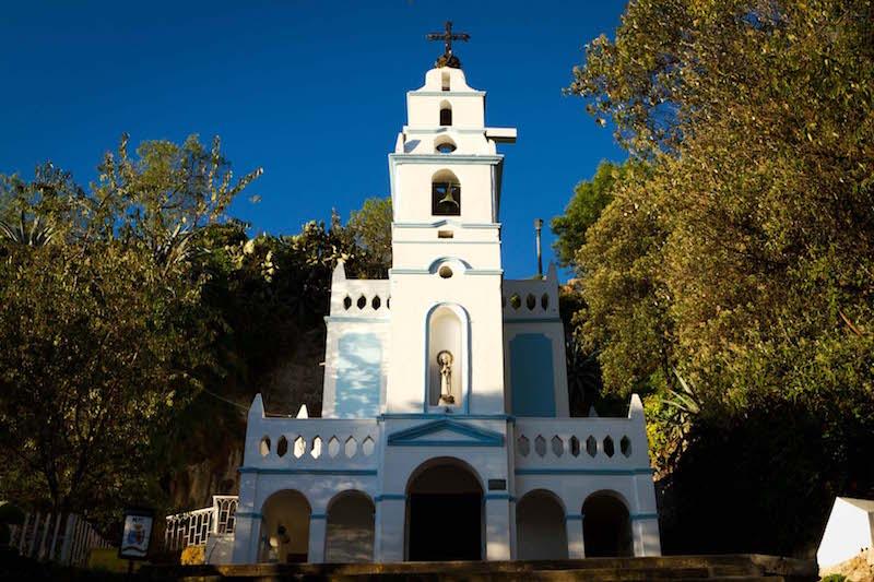 Cajamarca - Santa Apolonia Chapel