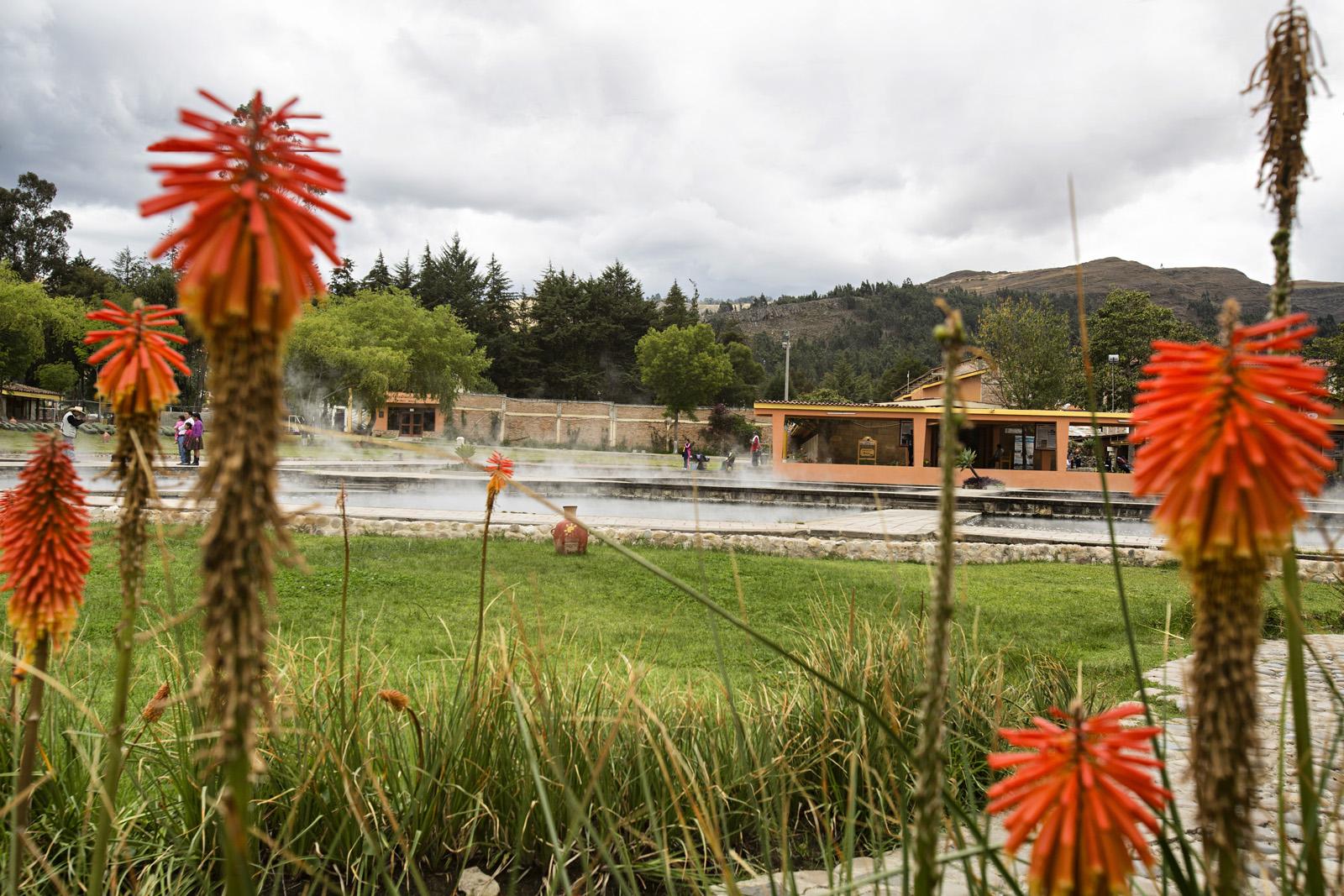 Cajamarca - Baños del Inca