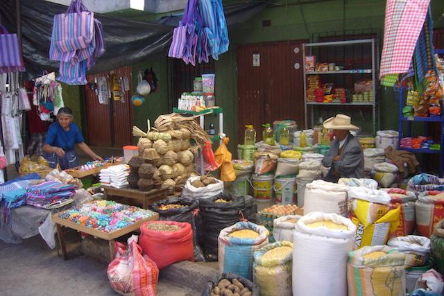 Cajamarca - Street VEndors