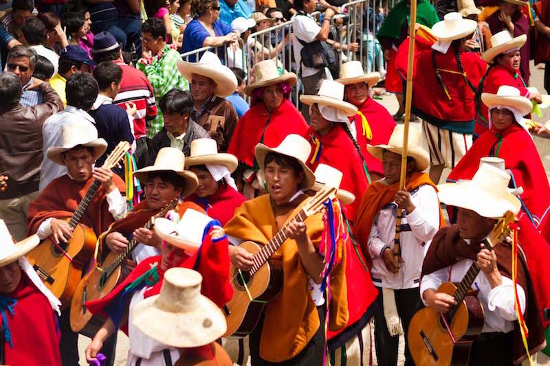 Cajamarca Carnival