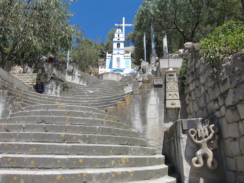 Cajamarca - Santa Apolonia Chapel.jpg