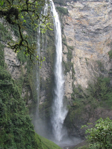 Gocta Waterfall
