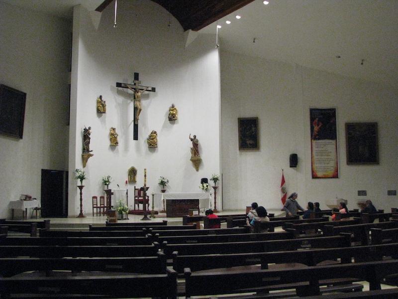 Chachapoyas, Amazonas - Belen Church Interior.jpg