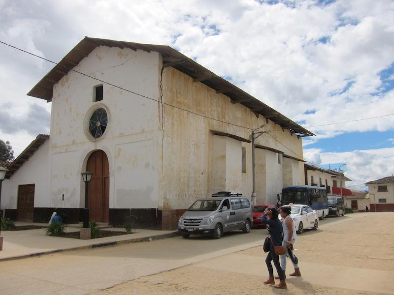Chachapoyas, Amazonas - Lord of Burgos Church.jpg