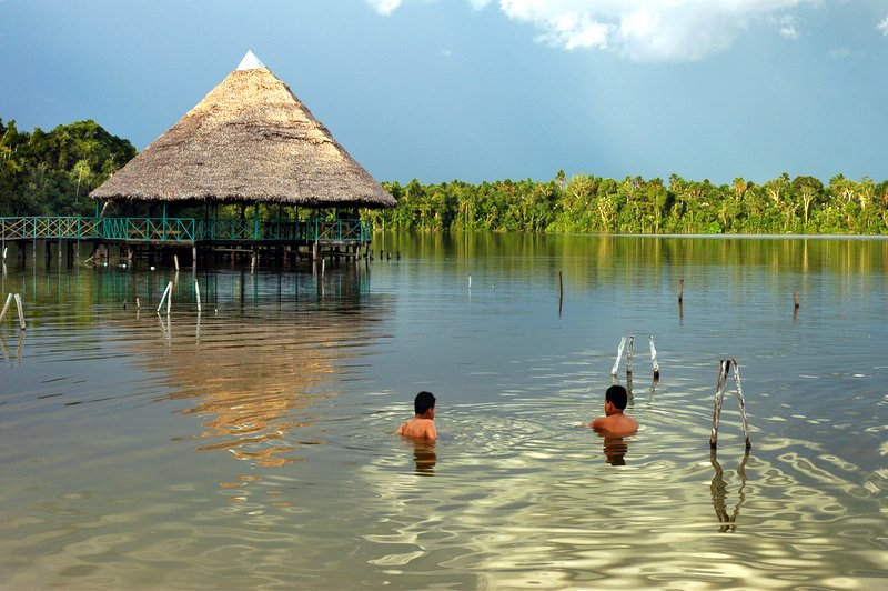 Iquitos Attractions - Quistococha Lake