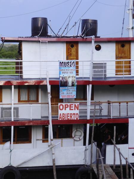 Iquitos, Loreto - Historical Boat Museum
