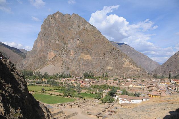 Low Altitude Machu Picchu - Ollantaytambo