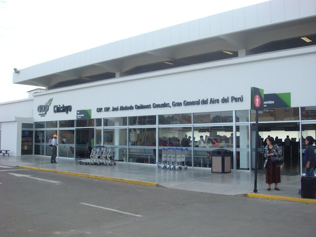 Jose Quiñones - Chiclayo Airport