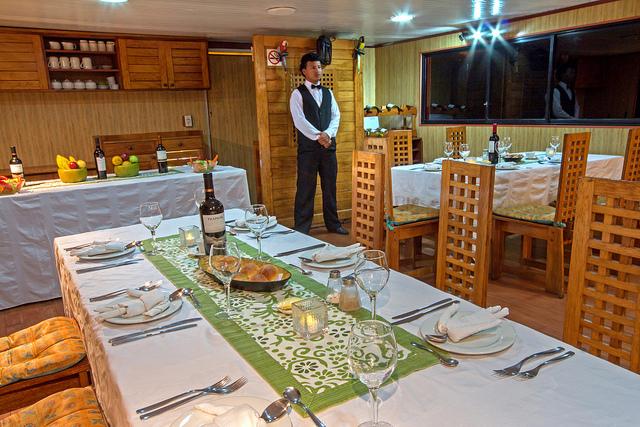 Manatee: Dining Room