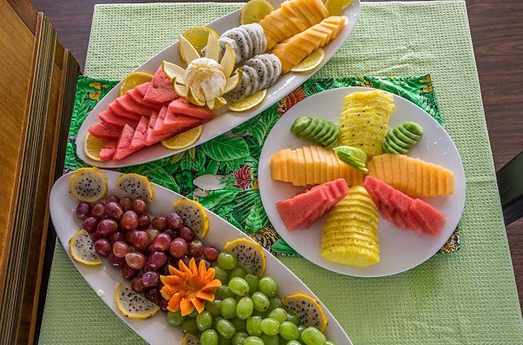 Anakonda Amazon Cruise - Breakfast Fruit