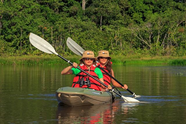 Manatee Amazon Explorer - Kayaking