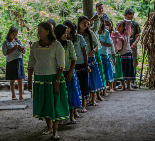 Manatee Amazon Explorer - Sani Warmi Interpretation Center