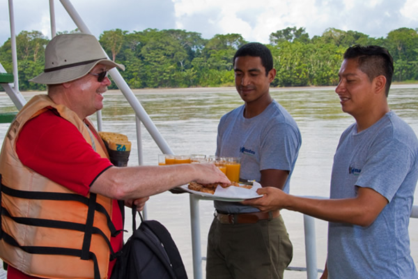 Manatee Amazon Explorer - Warm Jungle Welcome