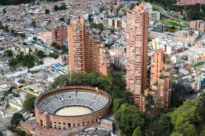 Colombian Highlights - Bogota - Bull Ring.jpg