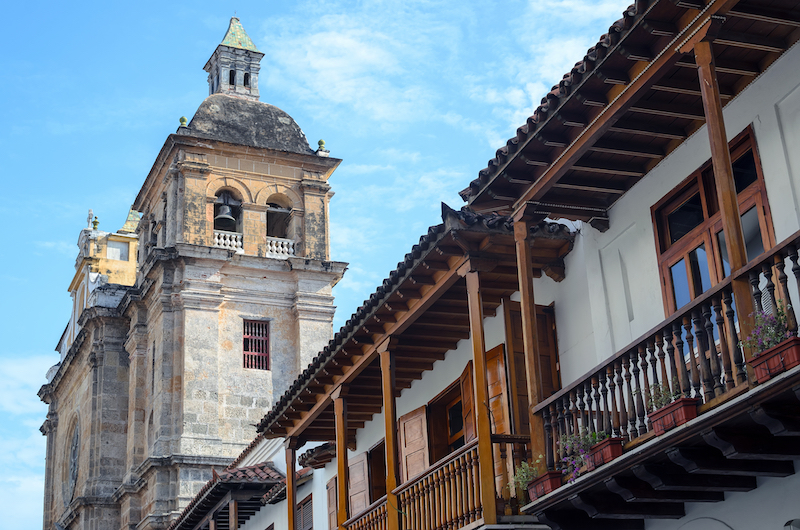 Colombian Highlights - Bogota - Colonial Architecture.jpg