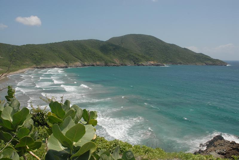 Colombian Highlights - Tayrona - Caribbean Bay.JPG