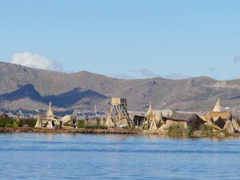 Lake Titicaca 4D - Uros Island.JPG