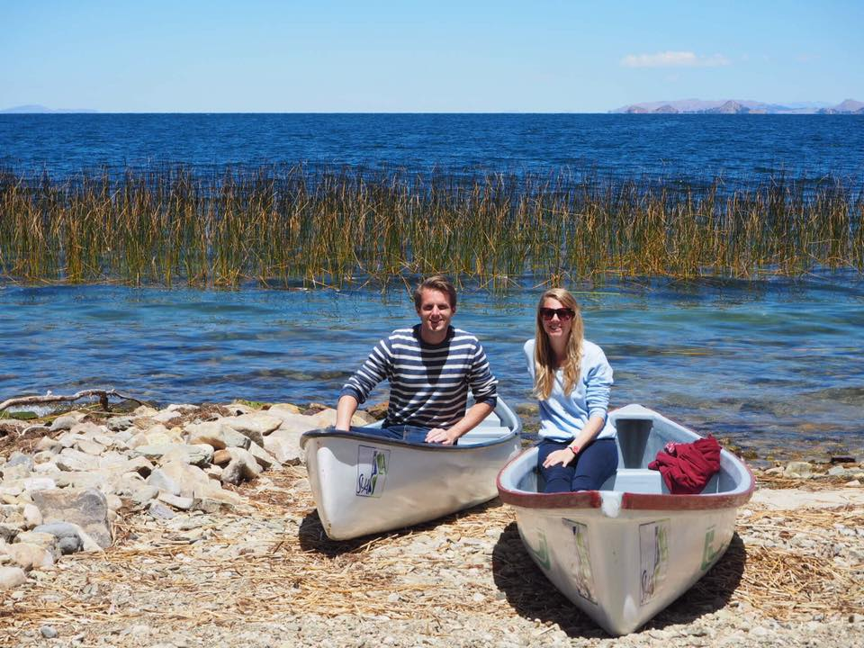 Lake Titicaca 4D