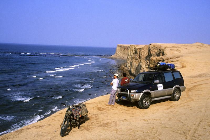 Paracas & Nazca Lines 3D - Paracas National Park Coastal Cliffs.jpg